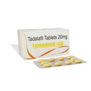 Tadarise Tablet ( Tadalafil )