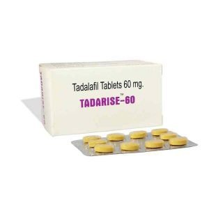 Tadarise 60 Mg | Tabletvilla