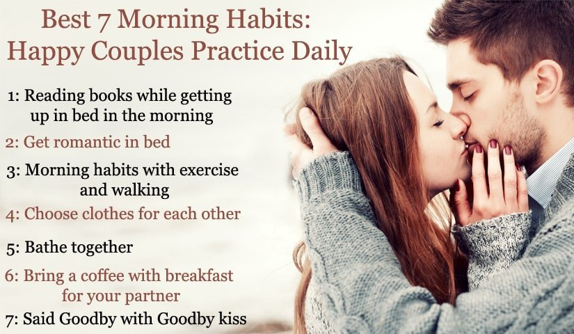 Best 7 Morning Habits: Happy Couples Practice Daily